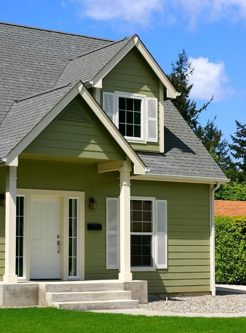 Trending Siding Colors for 2020