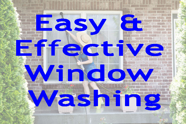 Window Cleaning Tips & Tricks